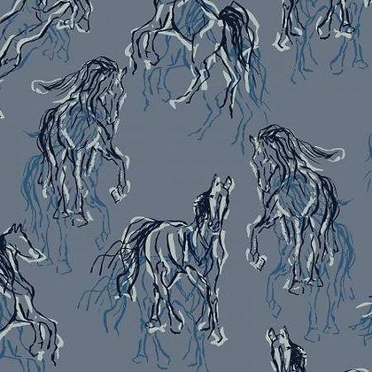 Wild Horses Wild Hearts Can't Be Broken Shadow