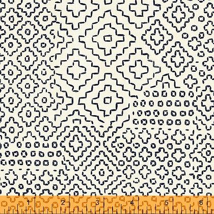 Stitch Sampler Ivory