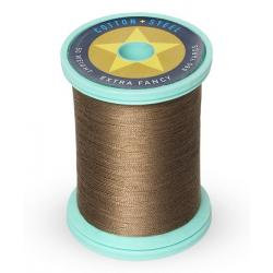 Cotton and Steel Thread 1180 Truffle Taupe