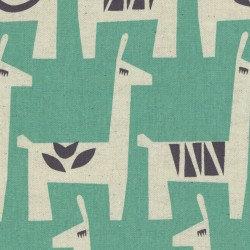 Cotton Linen Llamas