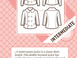 New Colette Patterns