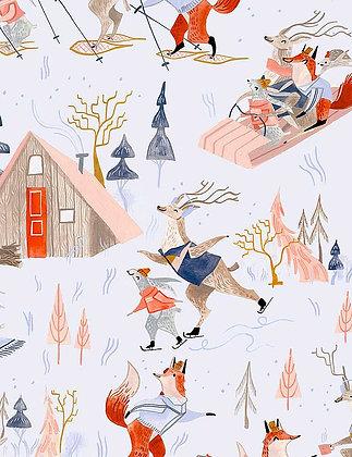 Wild Winter  Main by Dear Stella