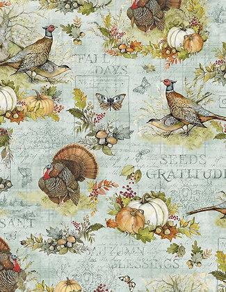 Seeds of Gratitude Turkey SALE