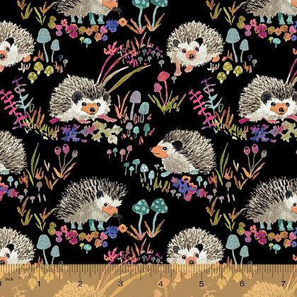 Foxwood Hedgehog Canvas