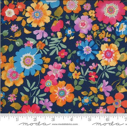 Lulu Flower Garden Navy