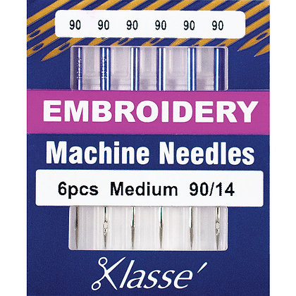 Klasse 90 Embroidery Needles