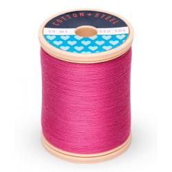 Cotton and Steel Thread 1109 Hot Pink