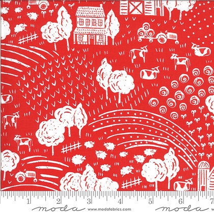 On the Farm Red Farm