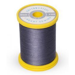 Cotton and Steel Thread 1240 Smokey Gray