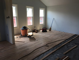 A Short Guide on Installing Hardwood Floors