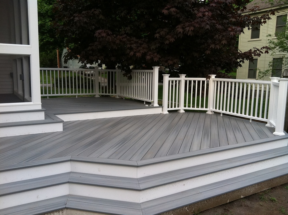 4 Things A Composite Deck Will And