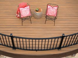 Deck Railing Options to Give Your Outdoor Living Space its Finishing Touch.