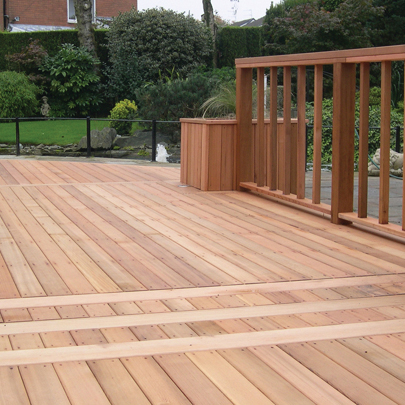 The pros and cons of using cedar for your deck project for Cedar decks pros and cons