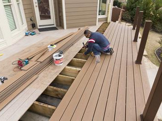 Deck Resurfacing: A Great Way to Give your Decking the Fresh Look or Upgrade It Needs