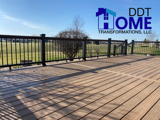 Tax Season Refund, a Great Way to Start Your Deck Project With the Upgrades and Materials You Want