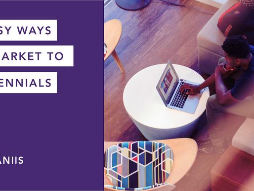 3 Easy Ways to Market to Millennials
