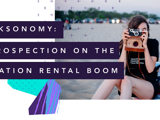Folksonomy: Introspection on the Vacation Rental Boom