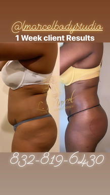 1 week Client Results