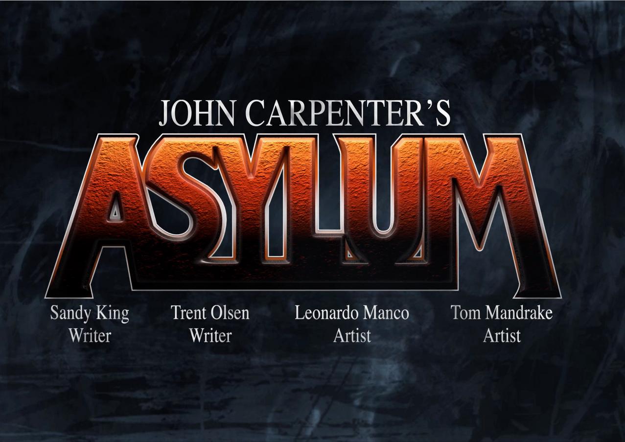 Asylum John Carpenter 6