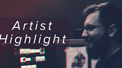ARTIST HIGHLIGHT: Mike Pindara