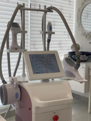 Velashape Belle Donne Beauty Clinic at Dr Mulham Polyclinic in Dubai UAE.jp