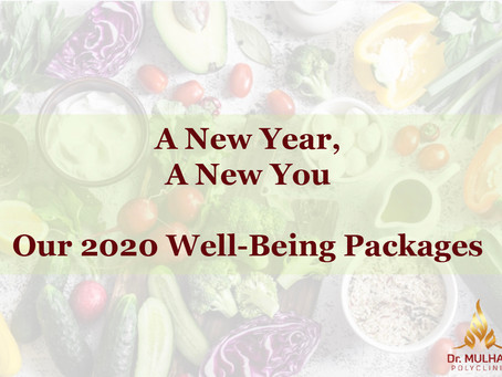 Into the New Year with Health