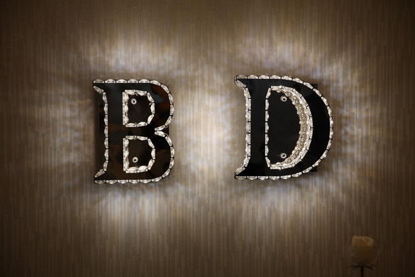 Logo of Belle Donne Beauty Clinic at Dr Mulham Polyclinic in Dubai..JPG