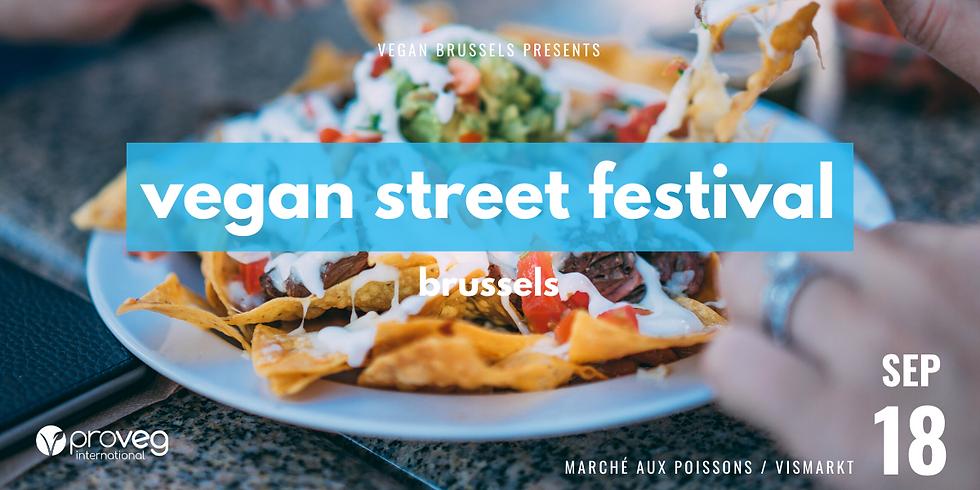 Vegan Street Festival Brussels 2021