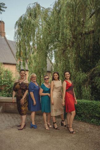 5 ladies