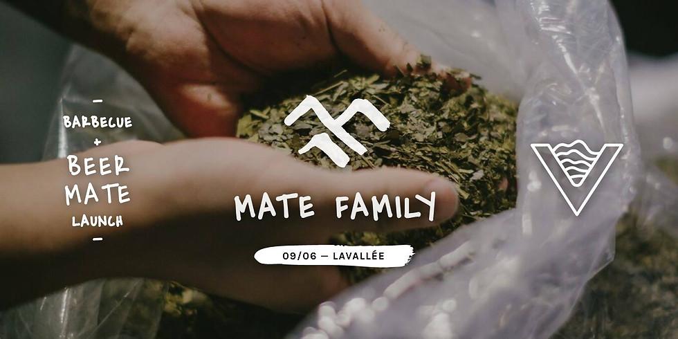 Mate Family OPEN AIR & VEGAN BBQ • LaVallée
