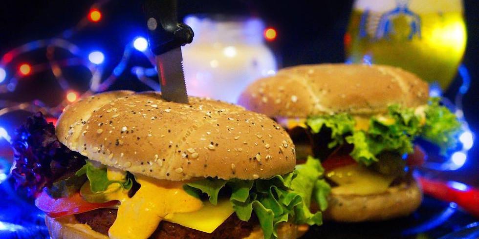 VEGAN Burgers at Swafff!