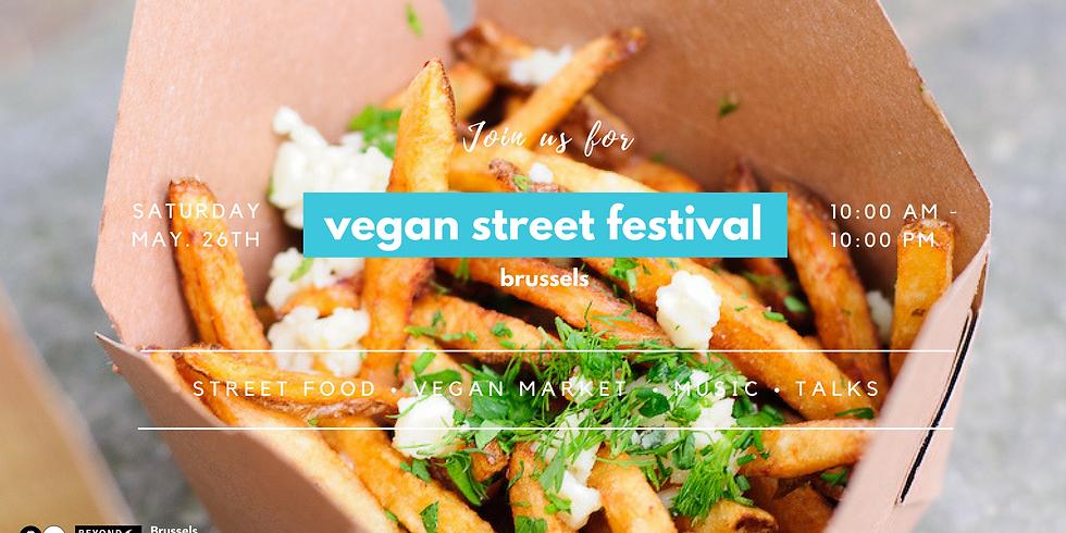 Vegan Street Festival Brussels