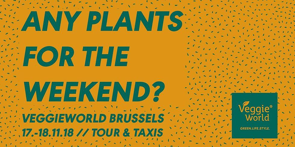 VeggieWorld Brussels 2018