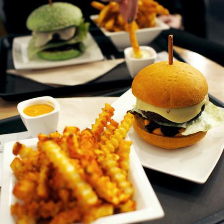 H&K's Vegan Burgers