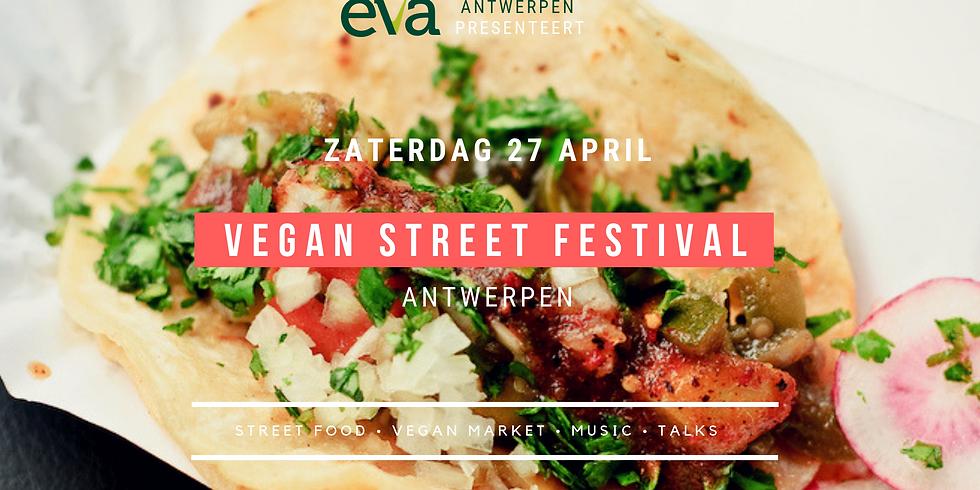 Vegan Street Festival Antwerp