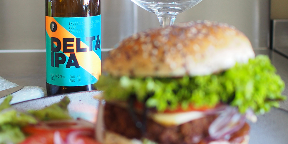 Brussels Beer Burger Relaunch