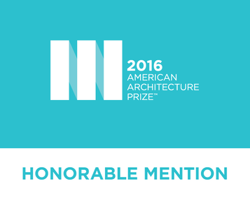 PLUS-SUM Studio Receives Two  2016 AAP Architecture Prize Honorable Mentions