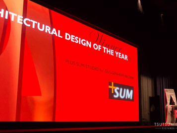 PLUS-SUM Takes Home Top Honors at the 8th International Design Awards Gala in Hollywood, CA