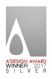 """""""Grey Matter"""" - Louisville Children's Museum Entry Wins Silver A' Design Award"""