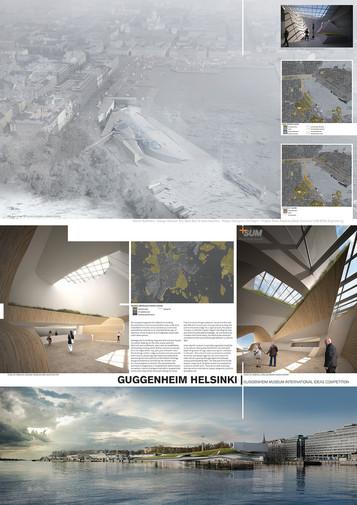 """Guggenheim Helsinki"" Selected for Inclusion in International Exhibition | Seoul, Korea"