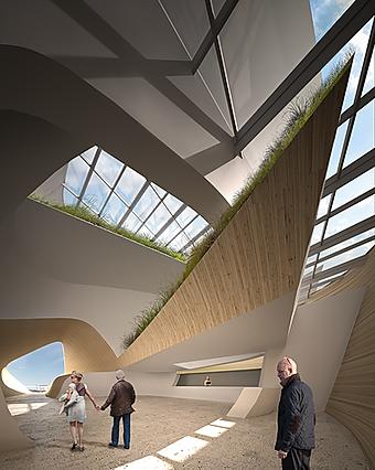Guggenheim Helsinki, Guggenheim, Museum, Competition, Architecture, Design, Kentucky, Martin Summers, Hans Koesters, Eric Ryan Barr