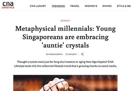 Metaphysical Millenials_Young Singaporea