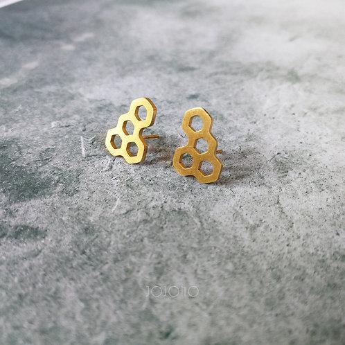 蜂の巣 -gold-