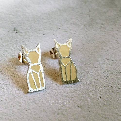 cat -silver-