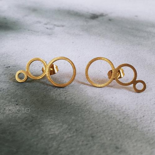 3circle -gold-