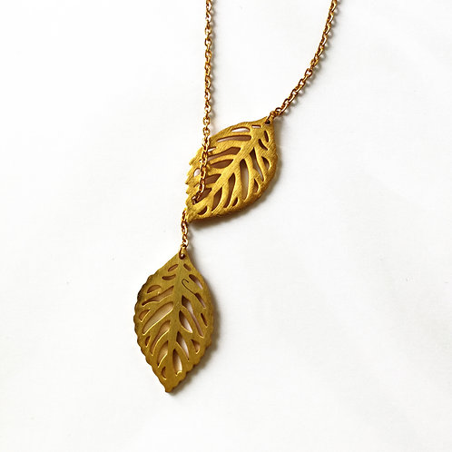 leaf -2枚の葉- gold