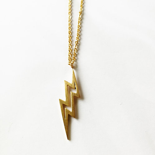 lightning -gold-