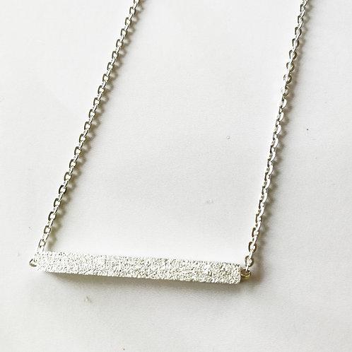 dust bar -silver-