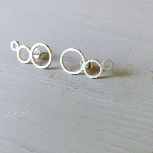 3circle -silver-
