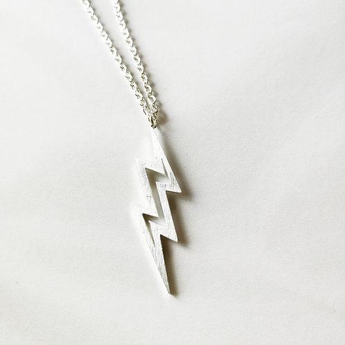 lightning -silver-